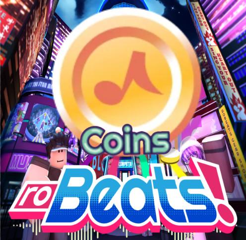 1.000 Coins | RoBeats