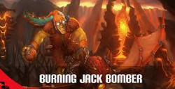 Burning Jack Bomber (Batrider Set)