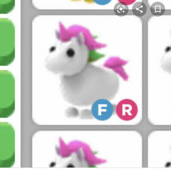 Unicorn FR ( Fly Ride) Adopt Me