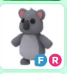Fly ride koala Adopt me