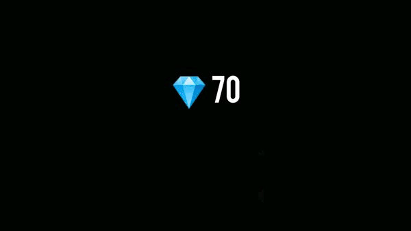 70 Diamonds