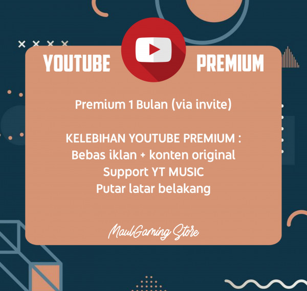 1 Bulan Premium