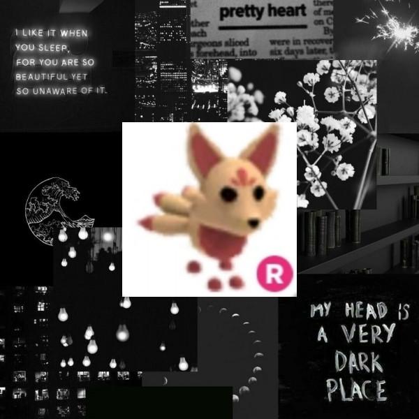 Kitsune [ Ride ] - Adopt Me