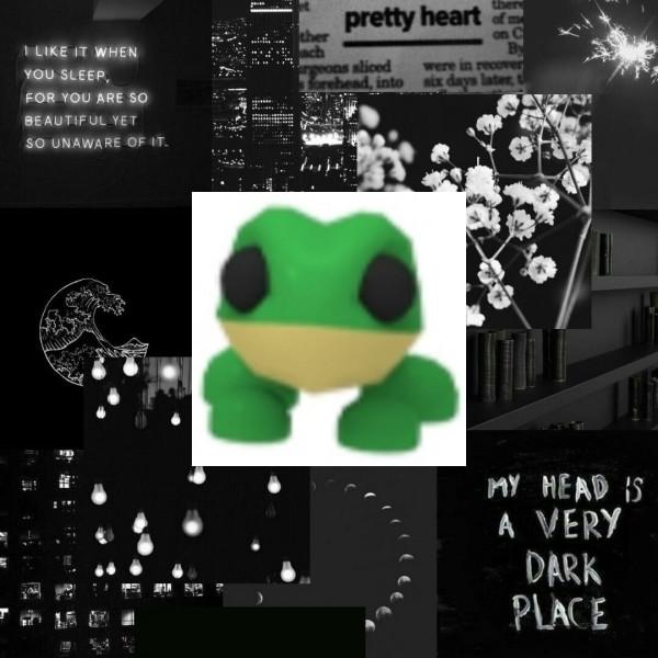 Frog - Adopt Me