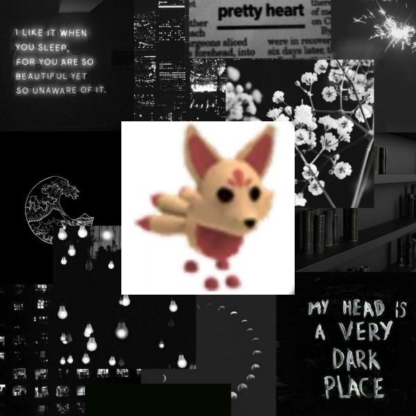 Kitsune - Adopt Me