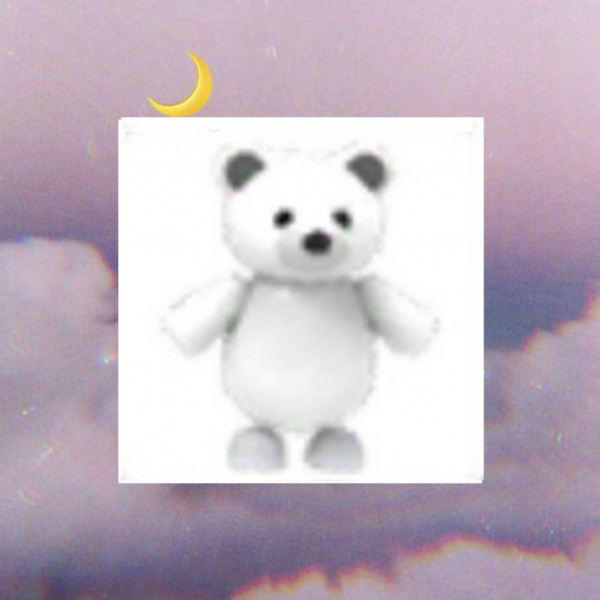 Polar Bear - Adopt Me