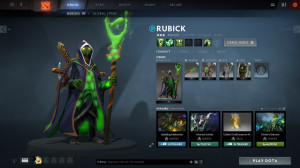 Cursed Cloak of Inscrutable Zeal (Rubick)