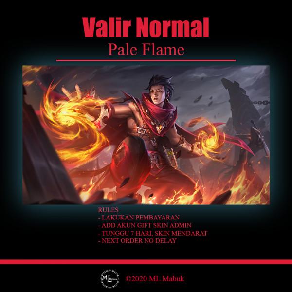 Pale Flame (Skin Valir)