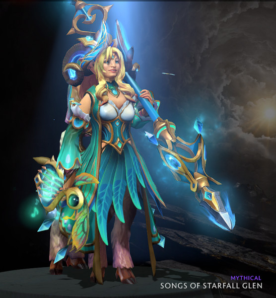 Songs of the Starfall Glen (Bundle Enchantress Collector's Cache TI 10)