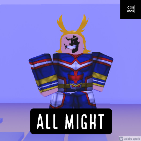 All Might (A Universal Time)