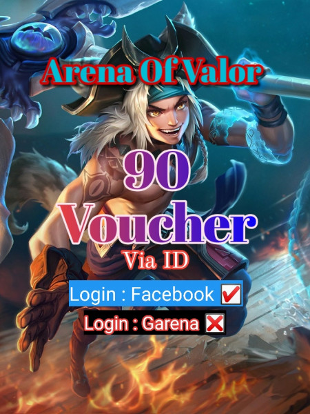 Top Up 90 Voucher