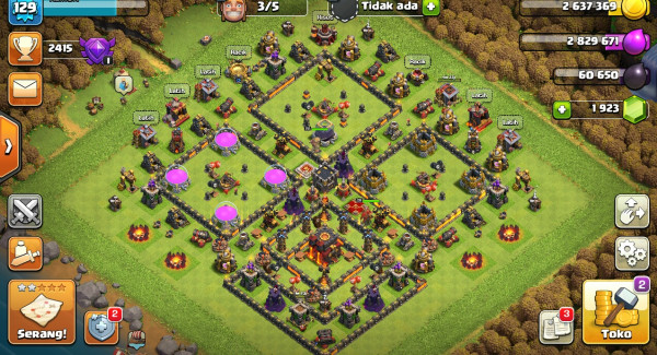 TOWNHALL 10 MAX GG