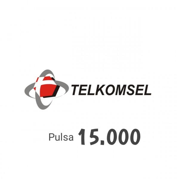 Pulsa 15000