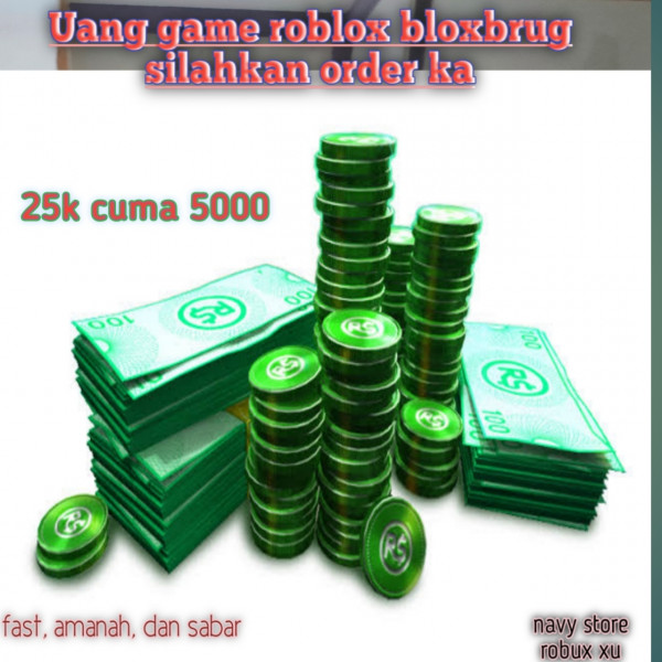Uang blogburg 25k