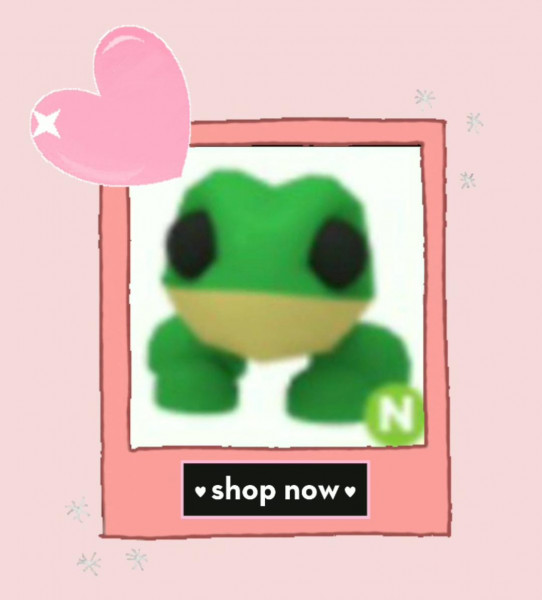 ROBLOX || Adopt Me Pet || Frog N || Ultra Rare