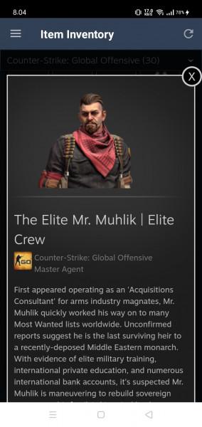 The Elite Mr. Muhlik   Elite Crew