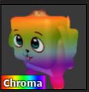 Chroma Fire Dog - Murder Mystery 2