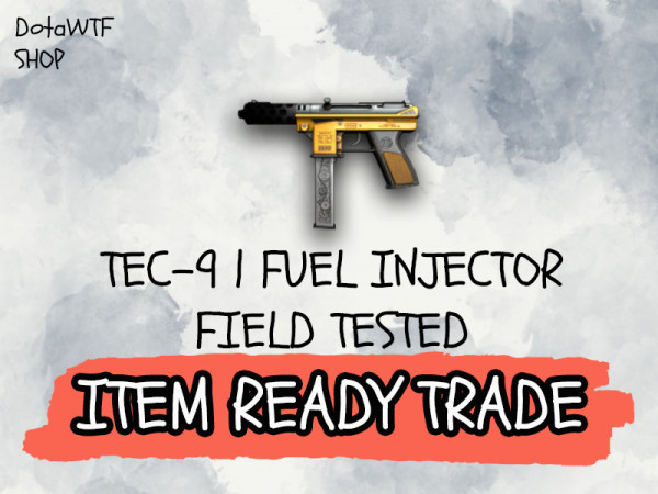 Tec-9 | Fuel Injector (Field Tested)