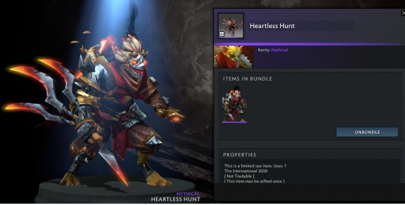 Heartless Hunt (Bundle Bounty Hunter Collector's Cache TI 10)