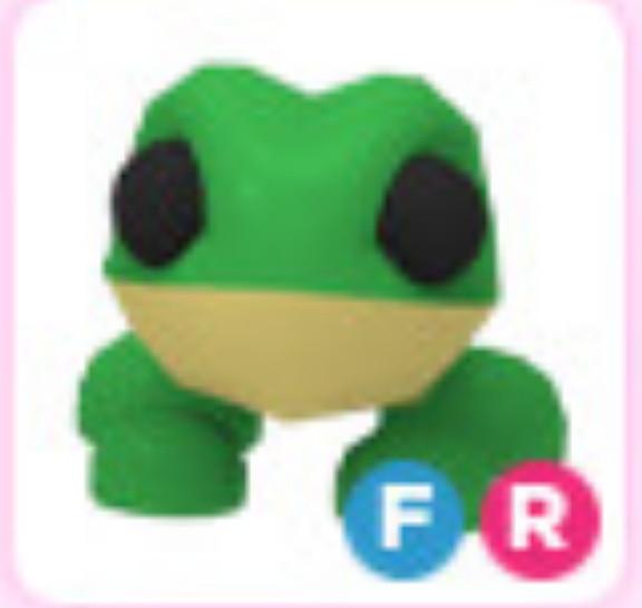 Fr frog adopt me pet