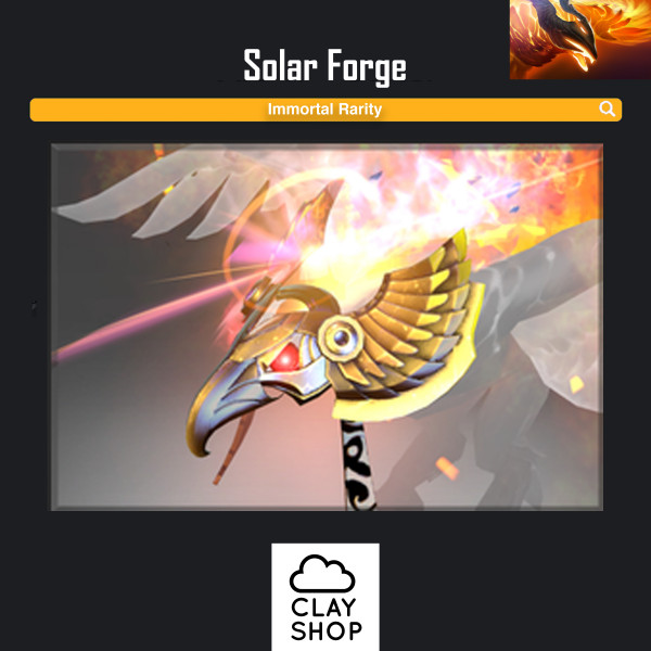 Solar Forge (Immortal Phoenix)