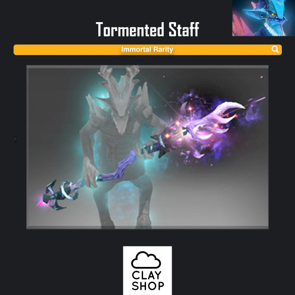 Tormented Staff (Immortal Leshrac)