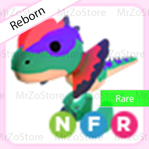 Dilophosaurus Adopt Me Pet / Pet Adopt Me - NFR