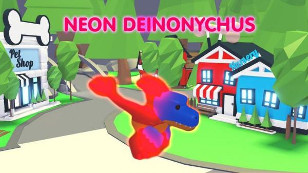 Deinonychus N | Adopt me