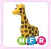 NFR Giraffe Adopt Me