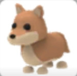 Dingo pet Adopt me