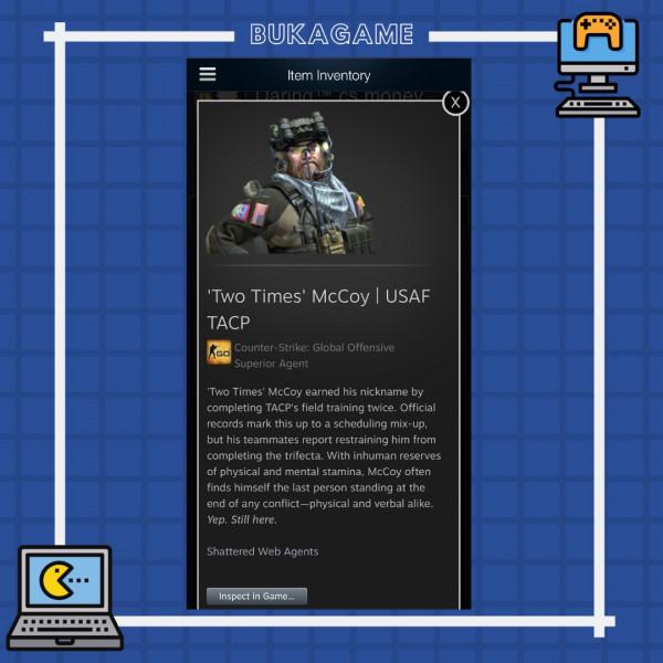 Two Times McCoy   USAF TACP