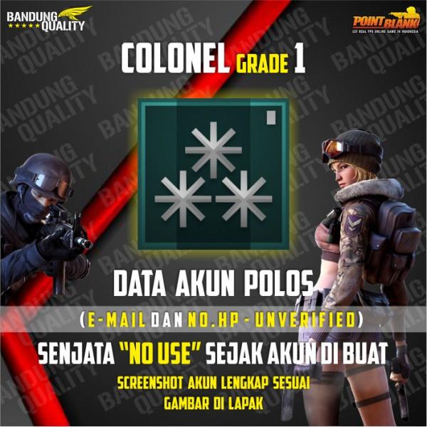 Colonel Grade 1