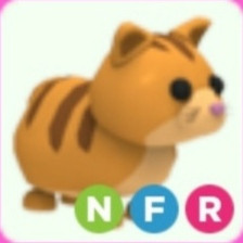 NFR Ginger Cat | Adopt Me