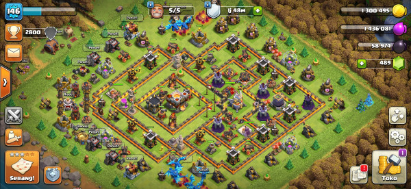 Th 11 Base merah hero GG Murmer