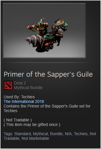 Primer of the Sapper's Guile