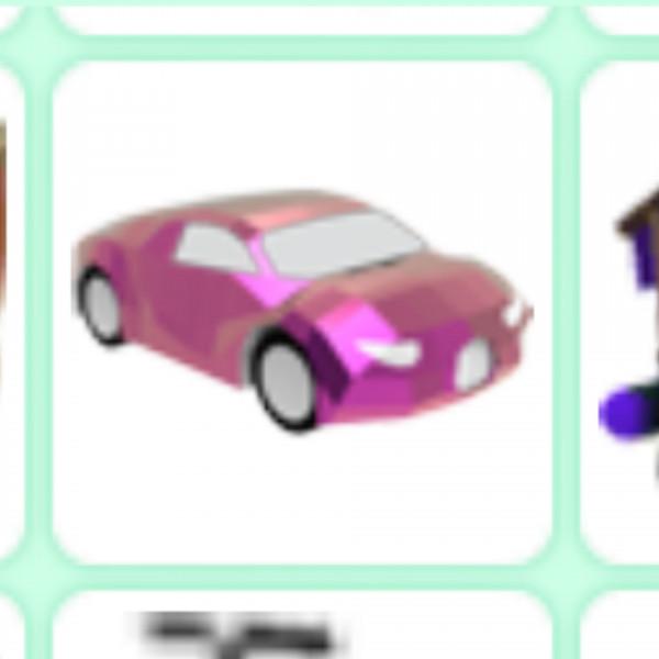 Tiffany car