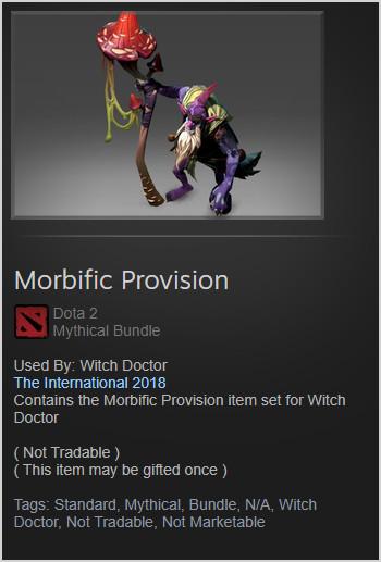 Morbific Provision