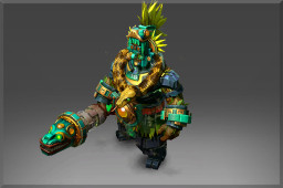 Adornments of the Jade Emissary (Earth Spirit Set)