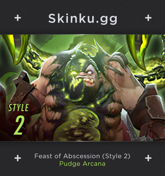 Exalted Feast of Abscession (Arcana Pudge) style 2