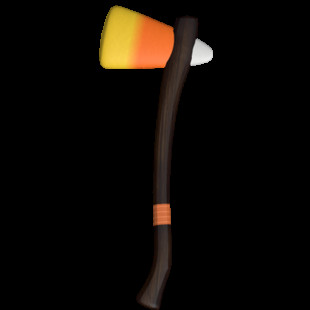Candy Corn Axe <Lumber Tycoon 2> | 1 Axe |