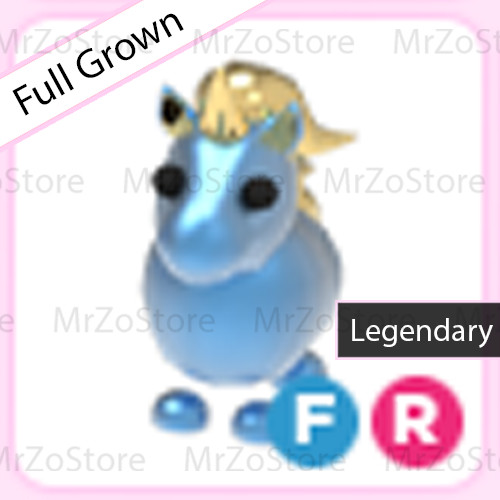 Diamond Unicorn Adopt Me Pet / Pet Adopt Me - FR