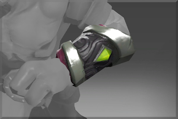 Bracers of the Tentacular Timelord (Faceless Void)