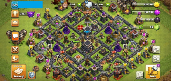 Townhall 9 Max
