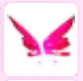 Pink Butterfly - Adopt me!