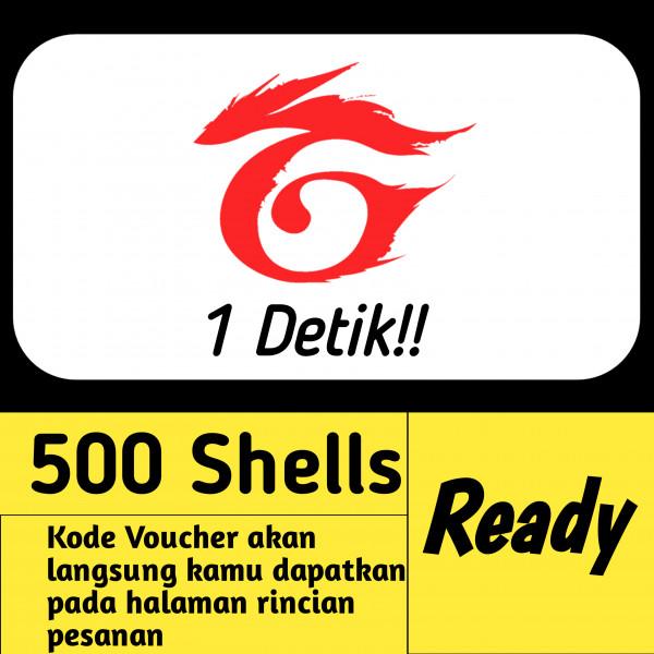 500 Shells