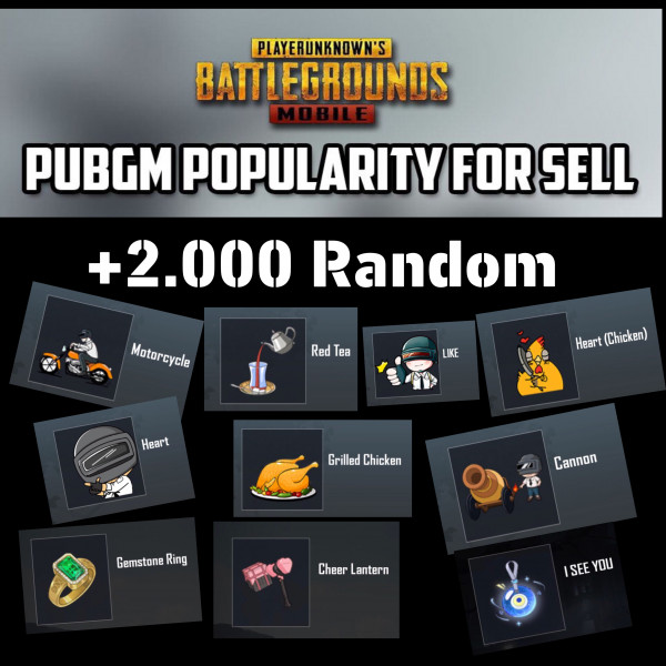 POPULARITY +2000 RANDOM
