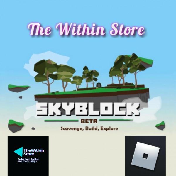 2 Vending Machine | Island SkyBlock { Roblox }