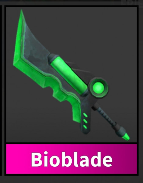 Bio blade murder mystery-(godly)