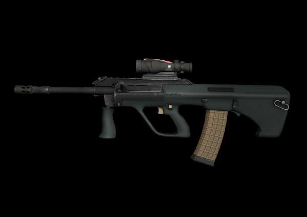 AUG   Contractor (Consumer Grade Rifle)