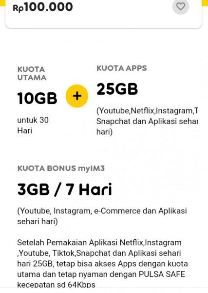 Internet Unlimited + 10 GB
